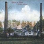 Holice cukrovar 1915
