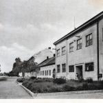 Poštovní úřad Holice 1954