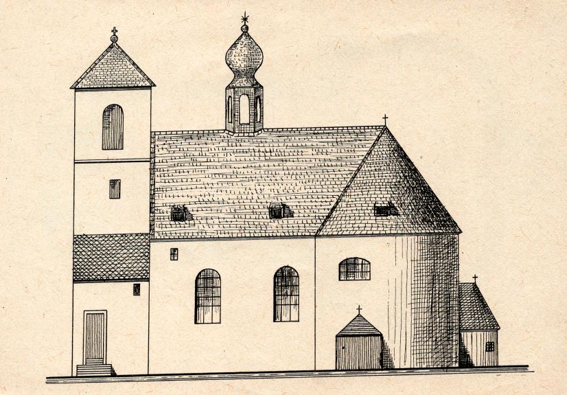 starý kostel
