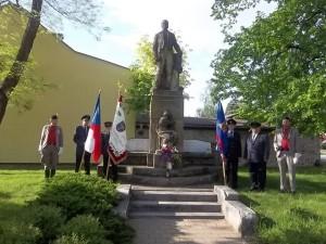 l Oslavy konce 2.světové války - 7.5.2015