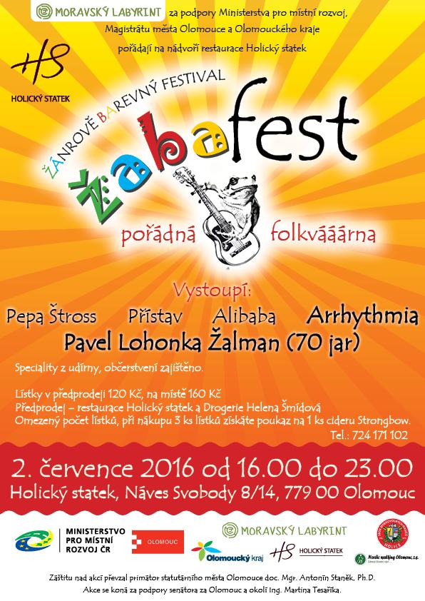 žabafest 2016